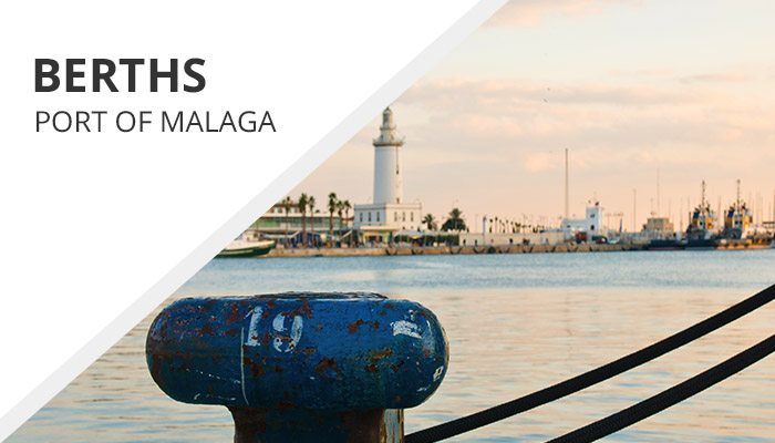Berths Port of Malaga