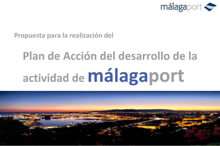 Plan de Acción Málagaport