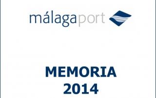Memoria Málagaport 2014 portada