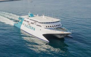 Ferry Pinar del Río en Málaga