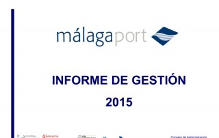 Memoria Málagaport 2015