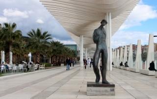 Escultura Caminante