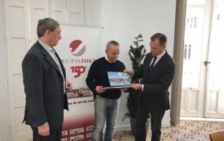 Entrega premio Concurso Málagahoy