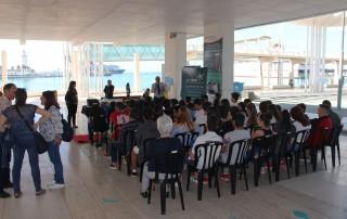 Talleres impartidos en Museo Alborania por el DME 2018