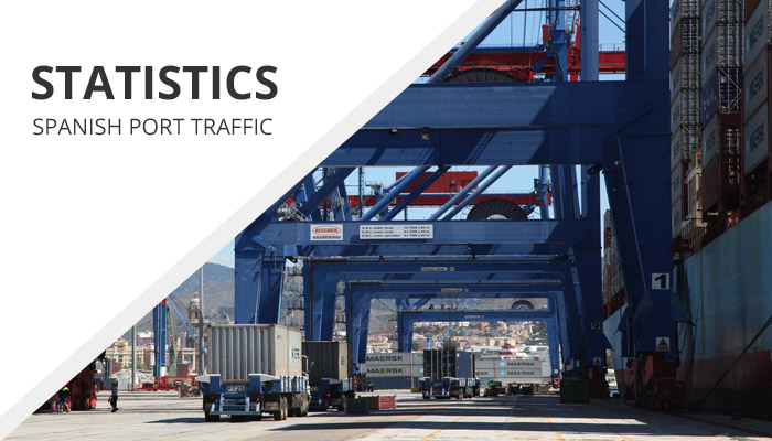 Statistics Spanish Port Traffic